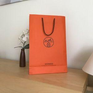 Large Hermes bag
